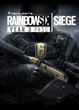 Tom Clancy's Rainbow Six: Siege - Season Pass Year 3 (DLC