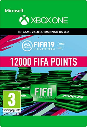FIFA 19: 12000 FUT Points Xbox ONE - Xbox - IGVault